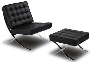 Ludwig Mies Barcelona stolac fotelja