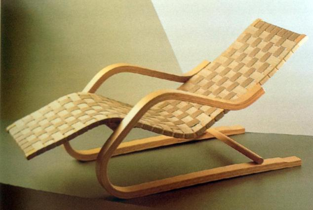 Alvar Aalto No. 43 stolac