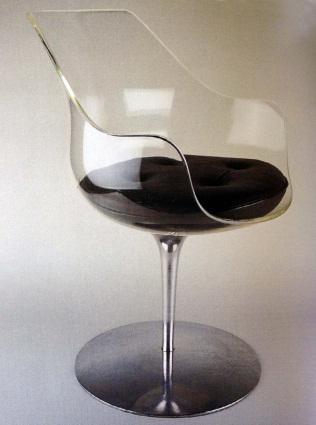 Erwine Estelle Laverne Champagne stolac