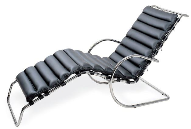 Ludwig Mies Chaise longue stolac